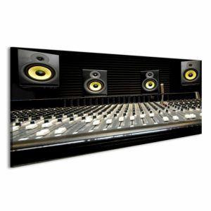Das Einpegeln der verschiedenen Audiosignale