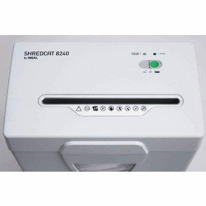 shredcat 8240-CC Aktenvernichter Eigenschaften, Test und Vergleich