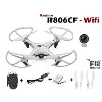 RAYLINE R806w Quadrocopter Erfahrungen, Test und Vergleich