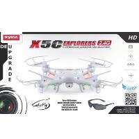 Syma X5C Explorer Quadrocopter Erfahrungen, Test und Vergleich