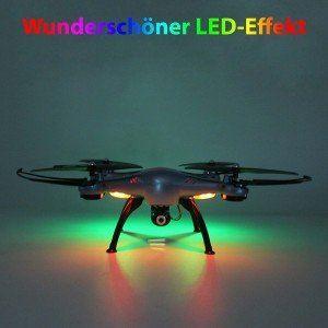 Syma X5HC Quadrocopter Erfahrungen, Test und Vergleich