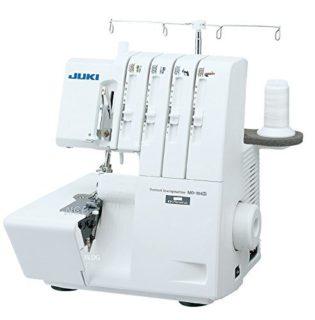 Die JUKI MO-104D Overlockmaschine im test und vergleich