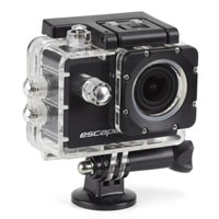 Kitvision EscapeHD5W Helmkamera Test