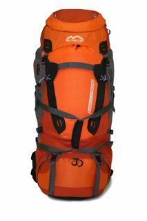 Der MONTIS NADEL 80+20 Trekking Rucksack im test und vergleich