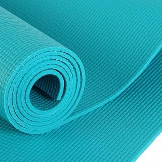 Die Türkis Gymnastikmatte hat ein tolles Design Test