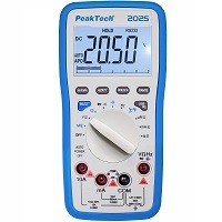 PeakTech P 2025 Multimeter Test