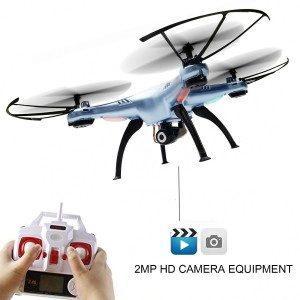 Syma X5HC Quadrocopter Praxiseinsatz, Test und Vergleich