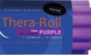Thera-Roll Faszienrolle Praxiseinsatz, Test und Vergleich