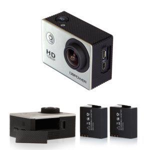 DBPower Helmkamera Rezensionen im Test und Vergleich