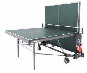 Die S4-72i Tischtennisplatte von Sponeta ist sehr robust und stabil Test
