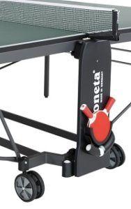Die S4-72i-Tischtennisplatte ist für den Innenbereich geeignet Test