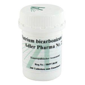 Schüssler Ergänzungssalz Nr. 23 – Natrium bicarbonicum im test