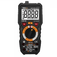 Tacklife DM01M Multimeter Test