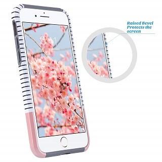 Die Bunte Serie iPhone 7 Hülle sieht sehr schön und modern aus Test