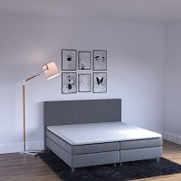 bruno design boxspringbett im test 2018 expertentesten. Black Bedroom Furniture Sets. Home Design Ideas