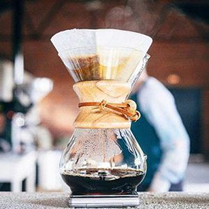 Filterkaffeemaschine Test Chemnex