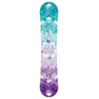 Airtracks AKASHA LADY Snowboard Test
