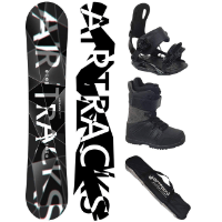 Airtracks Snowboard Refractions Game im Test