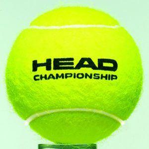 Welche Arten von Tennisbälle gibt es in einem Testvergleich?