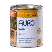 Auro Teaköl 102-81  im Test