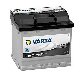 Autobatterie Varta BLACK Dynamic B19 im Test und Vergleich