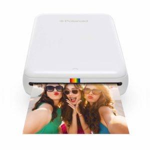 Die einfache Bedienung vom Polaroid ZIP Handydrucker Sofortdrucker Testsieger im Test und Vergleich