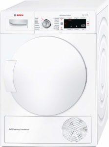 Bosch WTW845W0 Serie 8 Frontlader Energieklasse A+++ Waschmaschine mit integriertem Trockner im Test.