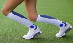 Sneaker Kompressionssocken, Sportsocken von CFLEX im Socken Test und Vergleich.