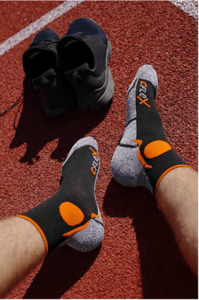 Langlebigkeit von CFLEX Running Socken im Test und Vergleich