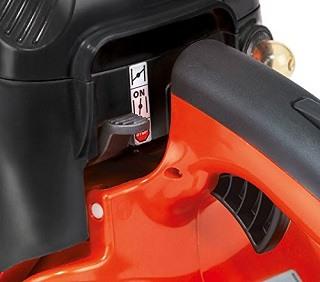 Die PS420SC-38 Benzin-Kettensäge ist sehr einfach zu bedienen Test