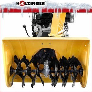 Holzinger HSF-110LE Schneefräse Eigenschaften, Test und Vergleich