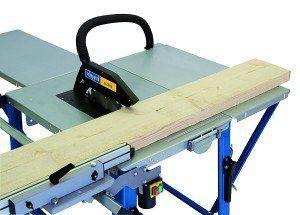 Scheppach ts eco 400 Tischkreissäge Eigenschaften, Test und Vergleich
