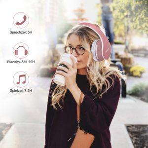 Funk Bluetooth-Technik Surround Kopfhörer im Test und Vergleich