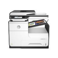 HP 477dw WLAN Drucker Test