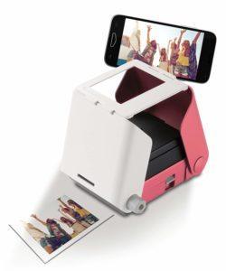 Die Handhabung vom KiiPix Fotodrucker Cherry Blossom Pink Sofortdrucker Testsieger im Test und Vergleich