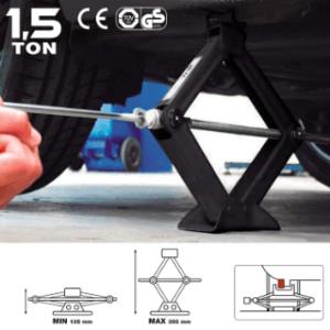 Wenn die Hubhöhe beim Scherenwagenheber nicht ausreicht im Testvergleich