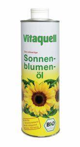 Die Inhaltsstoffe von Sonnenblumenöl im Test und Vergleich