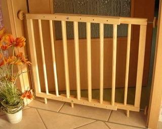 Das Treppenschutzgitter Kidsmax 110 - 150cm im Test und Vergleich