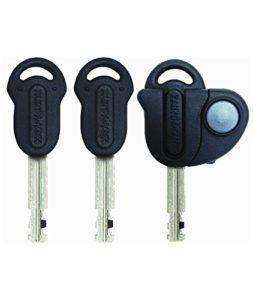Kryptonite New York 3 zusätzliche Schlüssel für Bügelschlösser im Test.