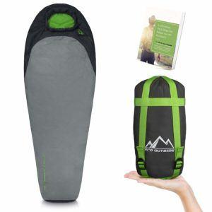 Das beste Zubehör Schlafsack für Trekkingzelt im Test