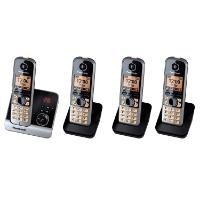 Panasonic KX-TG6724GB Telefonanlage Test