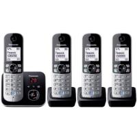 Die Panasonic KX-TG6824GB im Telefonanlage Test und Vergleich