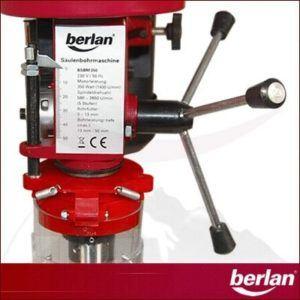 Berlan BSBM350 Tischbohrmaschine Praxiseinsatz, Test und Vergleich