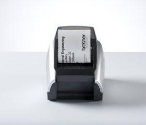 Brother QL570 Etikettendrucker Praxiseinsatz, Test und Vergleich