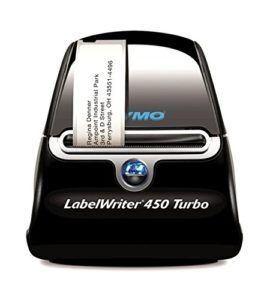 Dymo S0838820 Etikettendrucker Praxiseinsatz, Test und Vergleich