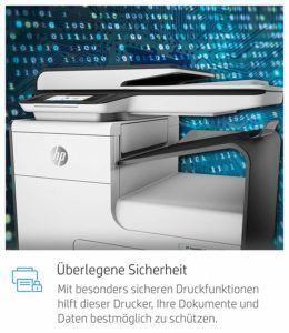 HP 477dw WLAN Drucker Praxiseinsatz, Test und Vergleich