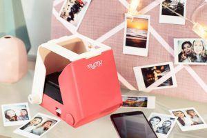 Das Preis-Leistungs-Verhältnis vom KiiPix Fotodrucker Cherry Blossom Pink Sofortdrucker im Test und Vergleich