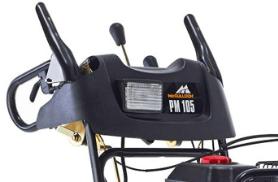 McCulloch PM 105 Schneefräse Preisvergleich und Test