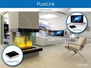 PureLink CSW110 Wireless HDMI Wohnung