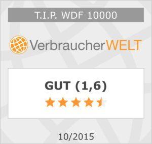 T.I.P WDF 10000 Teichfilter Rezensionen im Test und Vergleich